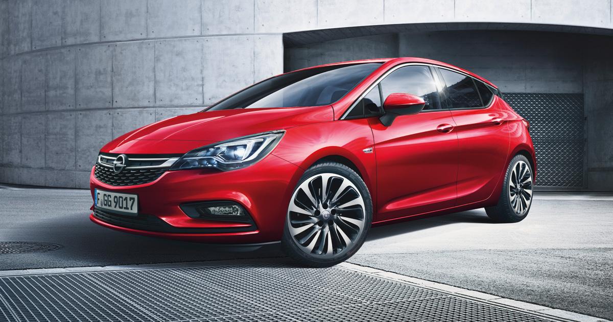 Nunca habrías imaginado conocer así el nuevo Opel Astra