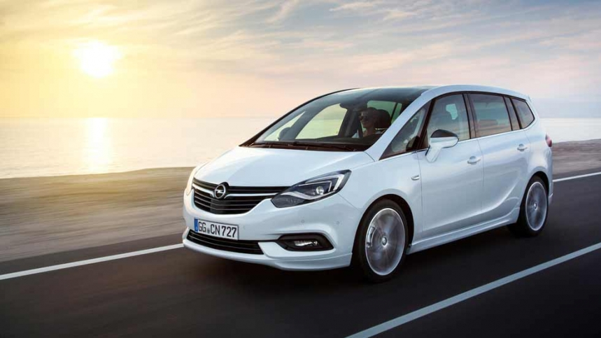 Opel Zafira tecnologia On Star