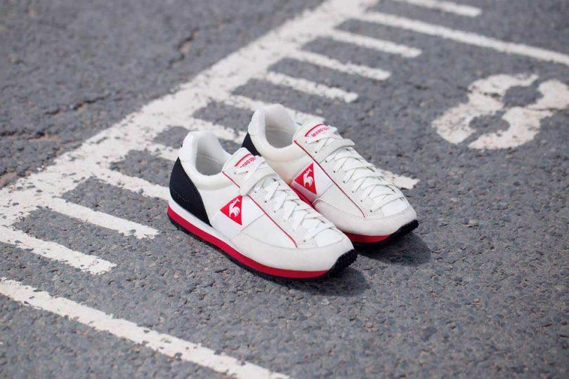 zapatillas clásicas Le Coq Sportif