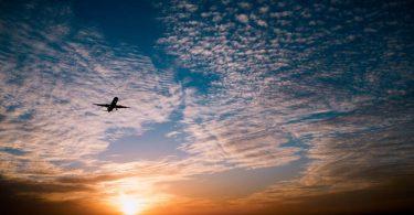 transporte en avión 2017
