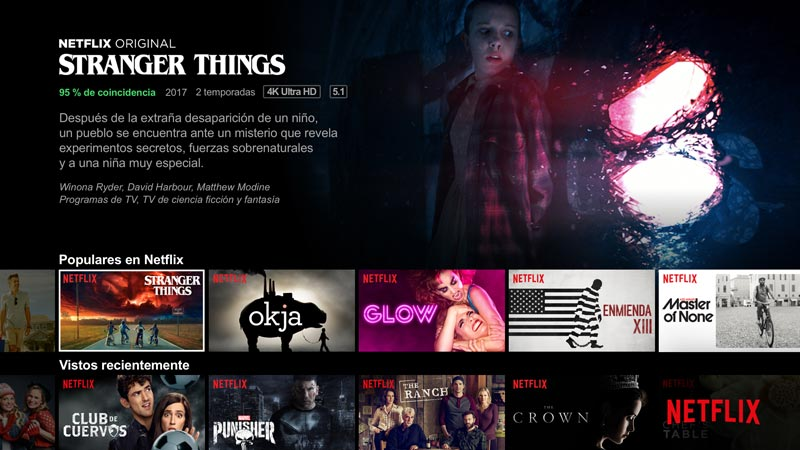 Netflix invierte en Obama