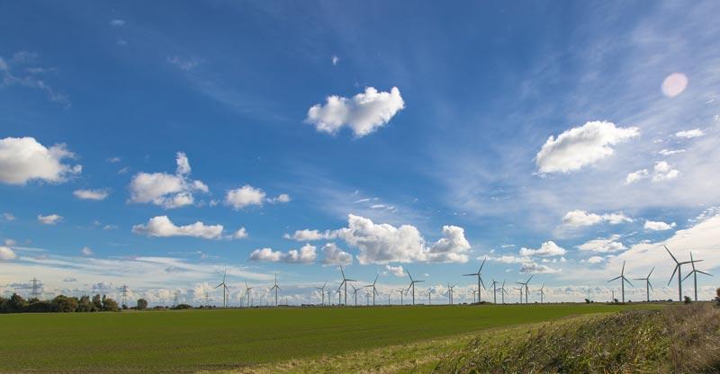Iberdrola invierte en parques eólicos