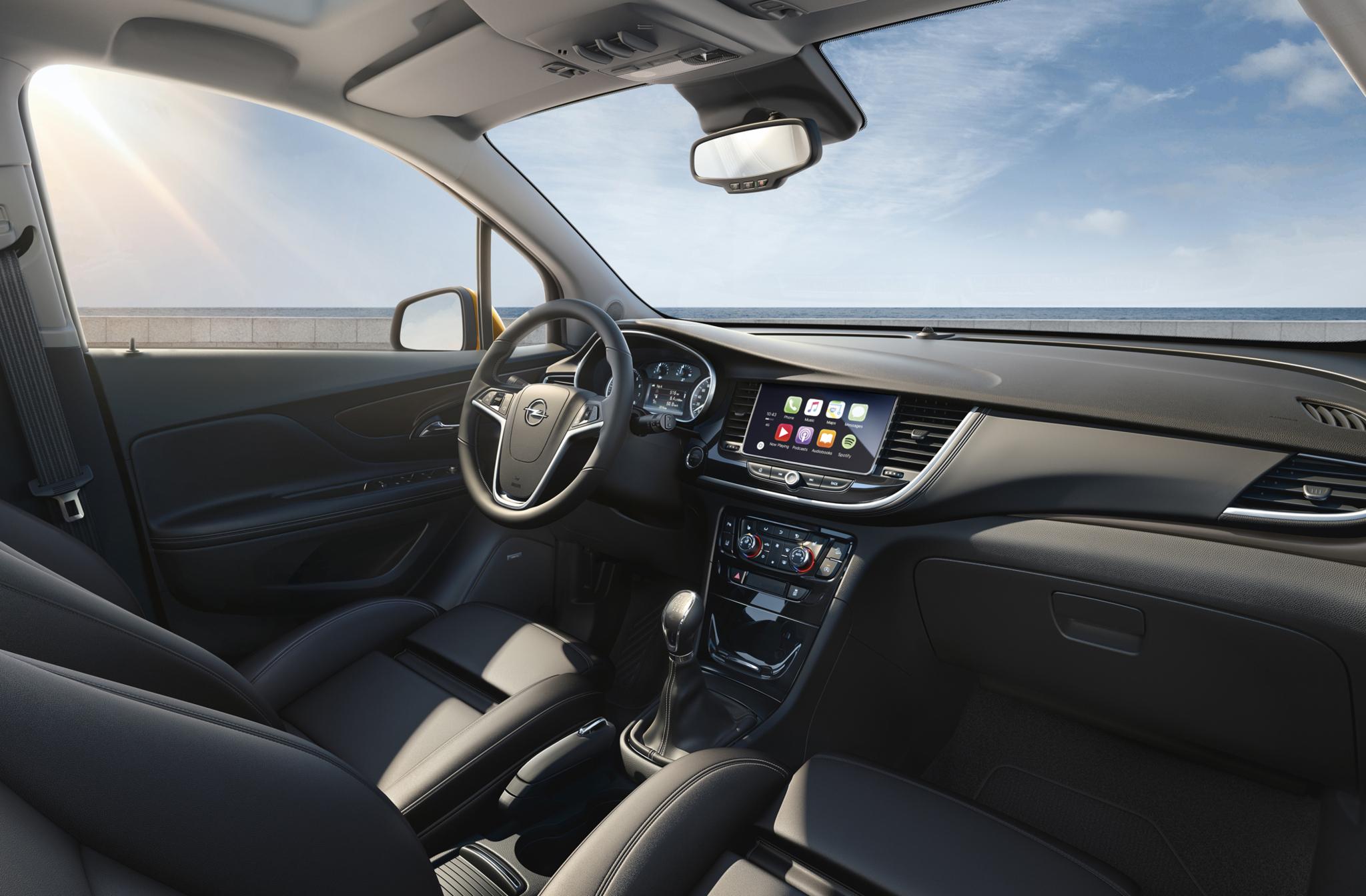 Nueva tecnología de Opel
