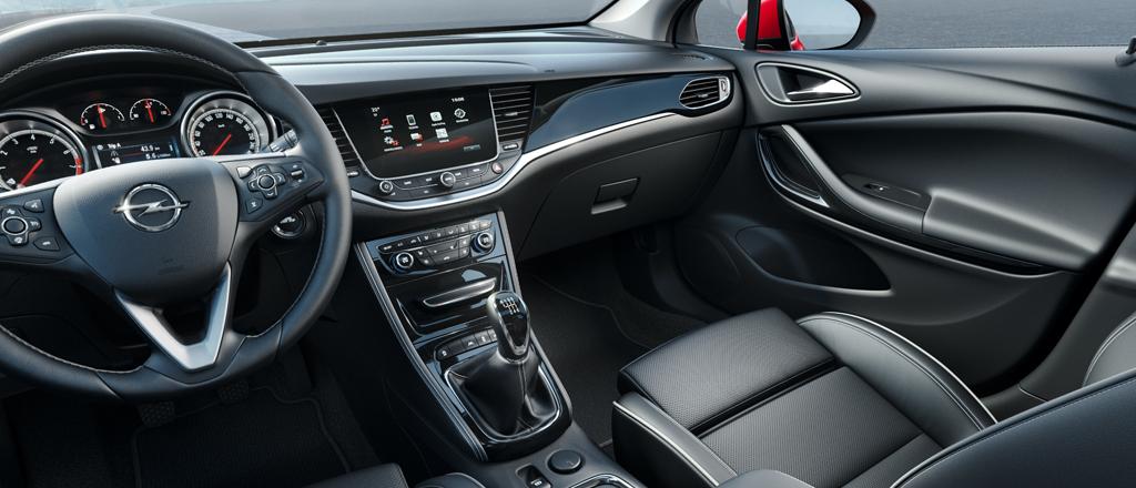 Tecnología Opel Astra