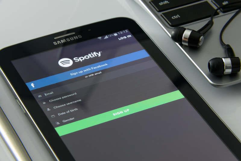 Inversión de Spotify