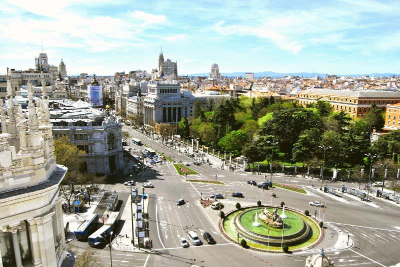 Construcción en Madrid